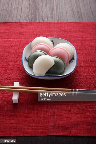 traditional sweets,korea food,manju,rice cake