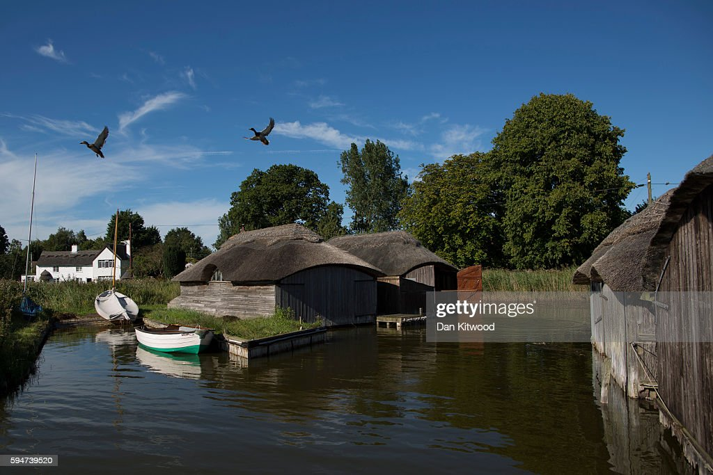 Life On The Norfolk Broads