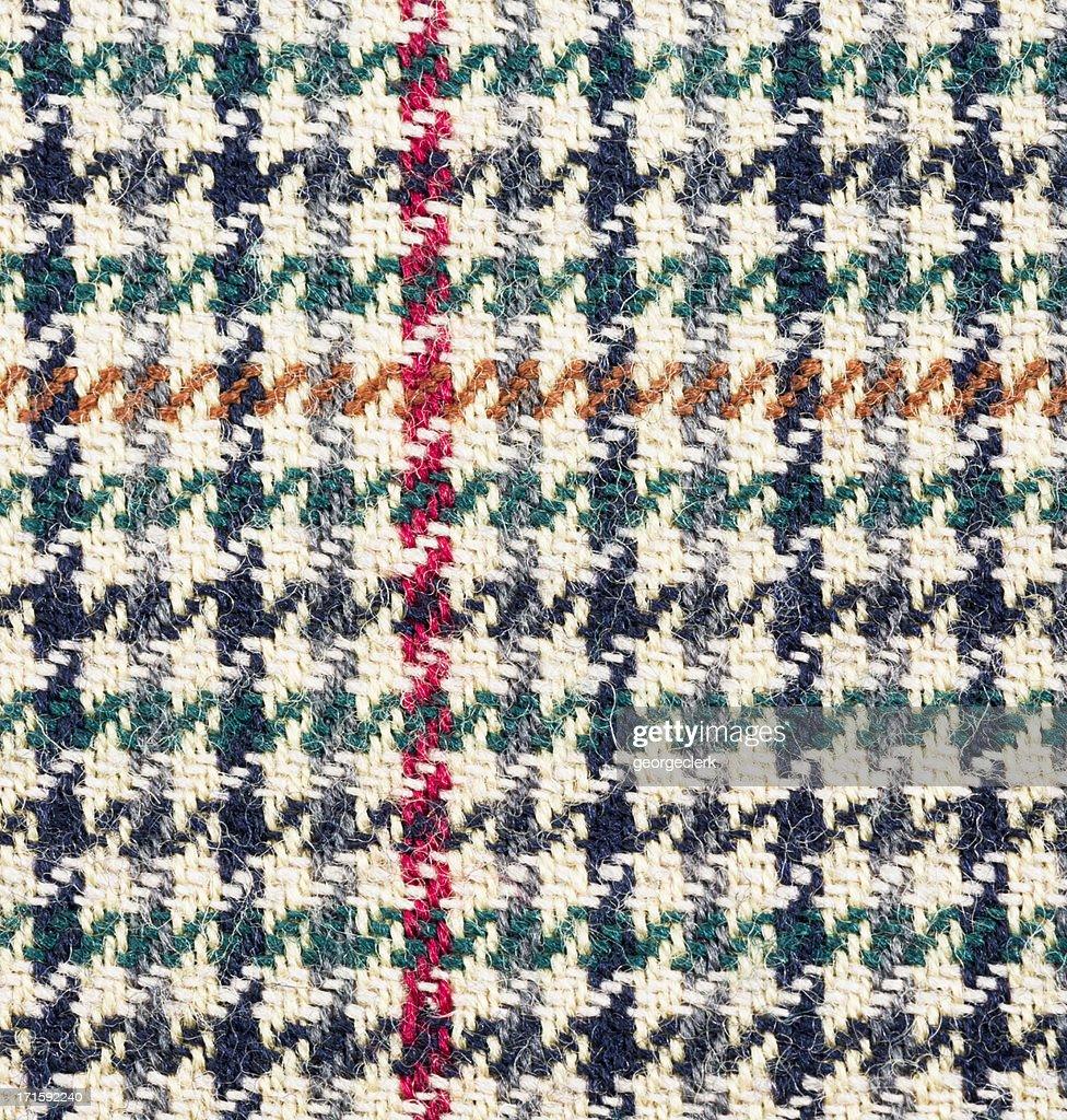 Traditional Tweed Pattern Macro