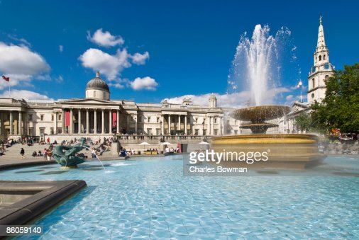 Trafalgar Square , London , England