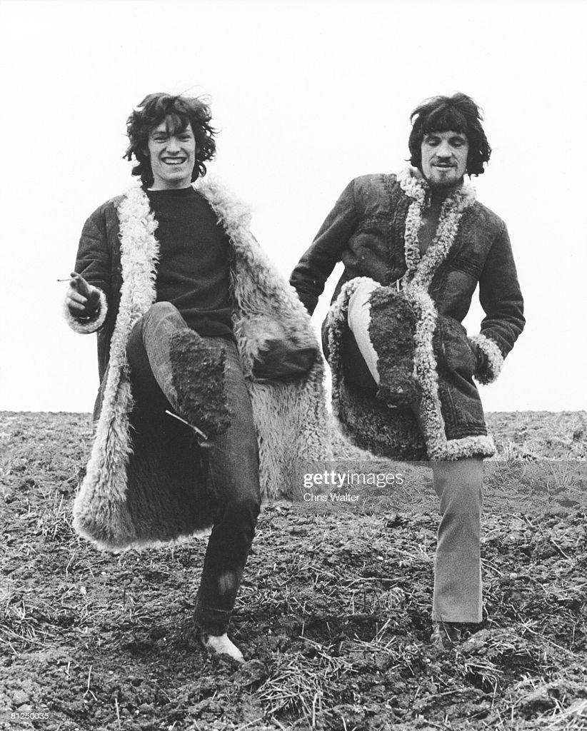 Traffic 1967 Steve Winwood and Jim Capaldi