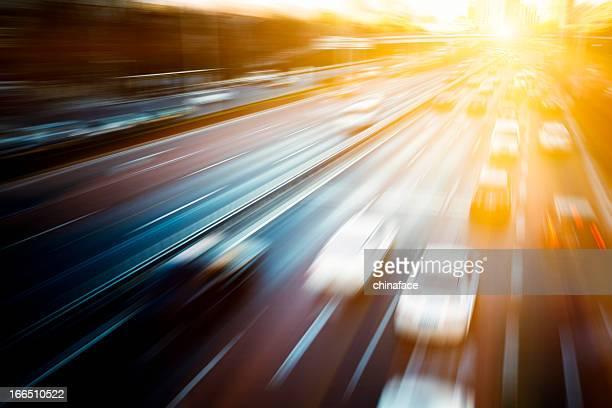 Cidade de tráfego
