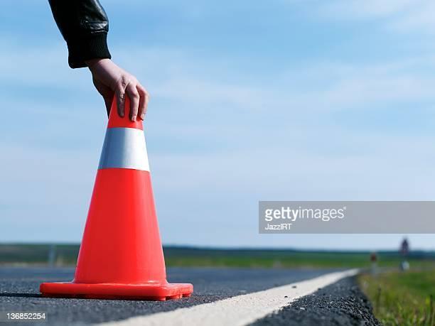 cones de Trânsito