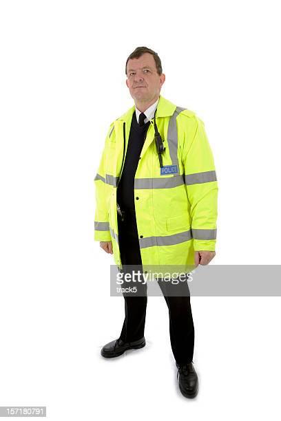 英国交通警官