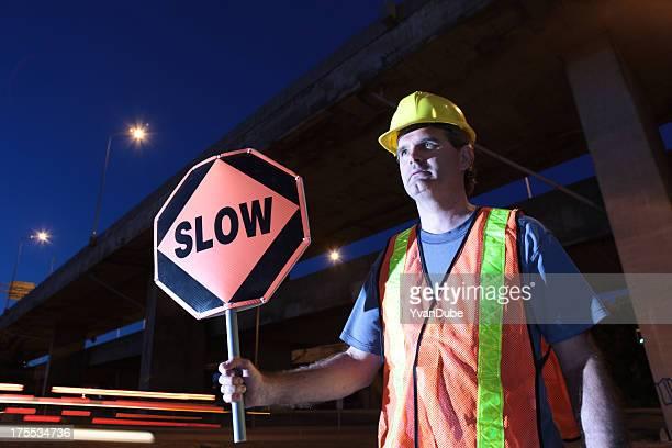 traffic directing