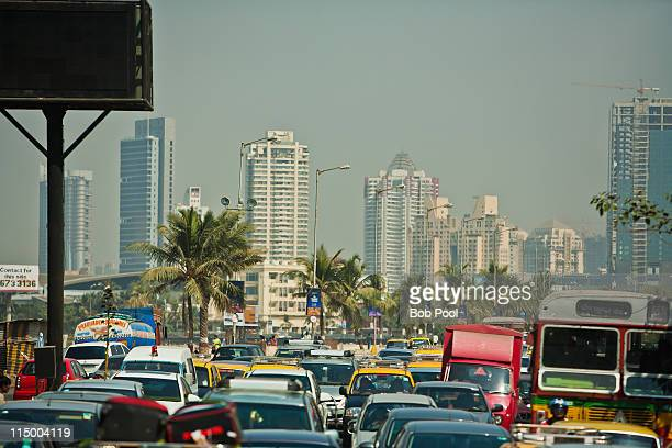 Traffic, Mumbai, India