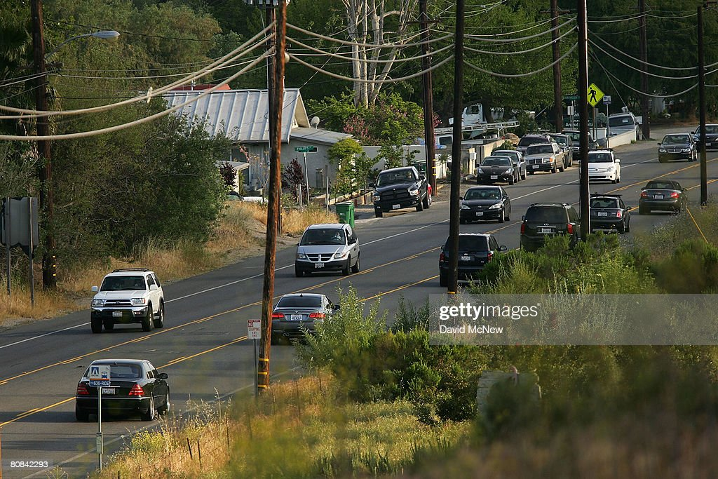 Traffic on Laguna Canyon Road borders Laguna Coast Wilderness Park part of a nearly 40000acre swath of Orange County open space that has been...