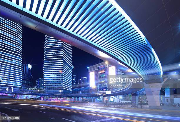 La circulation dans le centre-ville