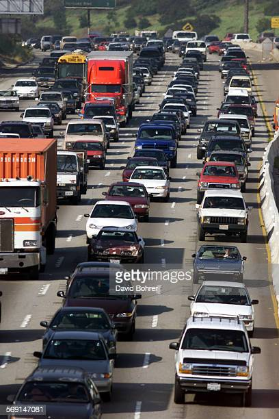 –– Traffic was heavy on the San Diego Freeway after the Thursday afternoon wreck Traffic was a mess on the San Diego freeway Thursday afternoon as a...