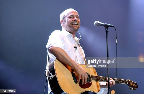 Tragically Hip during SARS Concert for Toronto 2003 at Skydome in Toronto Ontario Canada