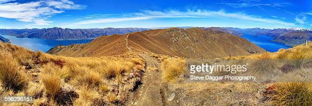 Trail to Isthmus Peak Wanaka