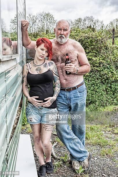 trailer park trash couples