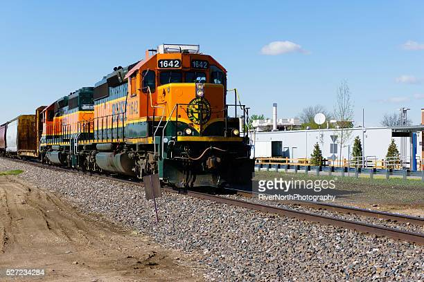 BNSF Train, Burlington Northern Santa Fe