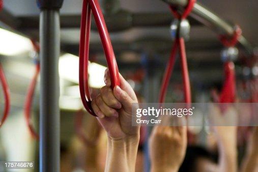 Train Hand Grip Straps