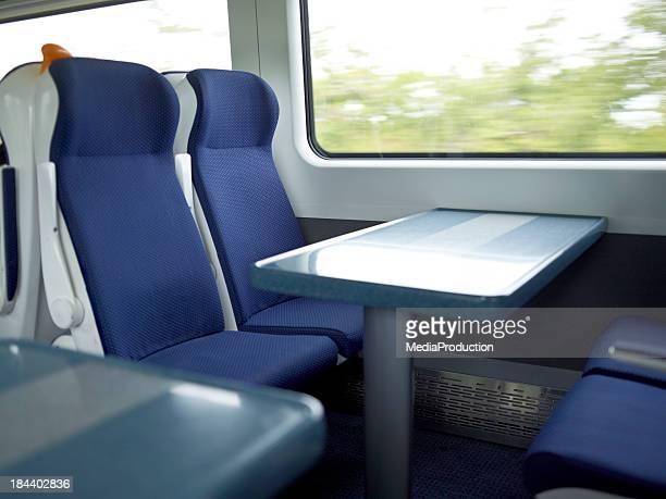 Train de sièges