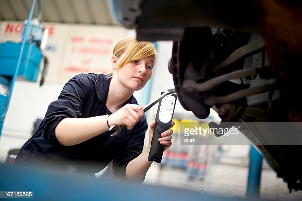 trainee mechanic