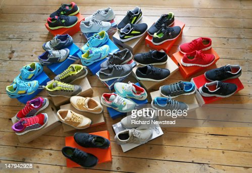 Trainer collection