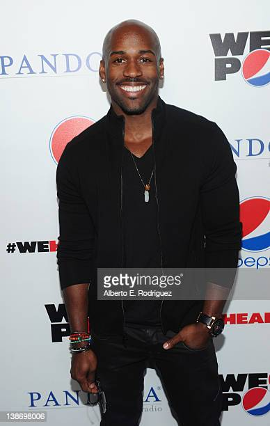 Trainer Dolvett Quince attends Pepsi's 'We Love Pop' GRAMMY Party celebrating the Freshest in Pop and Best New Artist Nominees in partnership with...