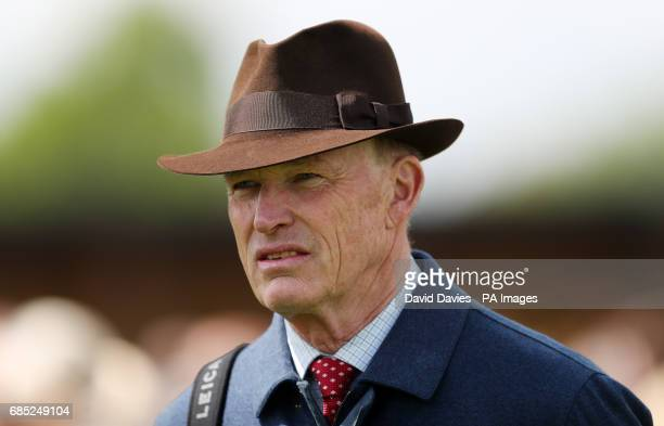 Trainer John Gosden during Starlight Charity Raceday at Newbury Racecourse