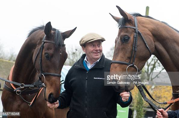 Nicky Henderson Stable Visit - Seven Barrows Pictures ...