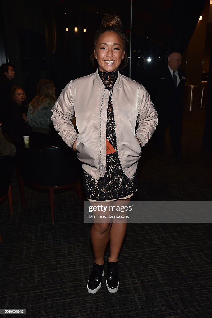 Trainer Nicole Winhoffer attends Kanye West Yeezy Season 3 on February 11, 2016 in New York City.