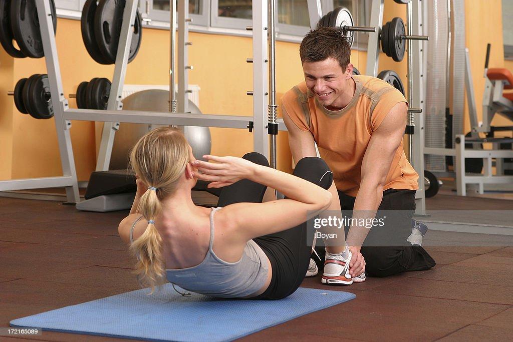 Training instructor