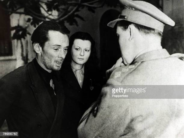 1945 John Amery pictured after his capture in 1945 Amery was the son of respected British politician Leopold Amery John Amery was captured by Italian...