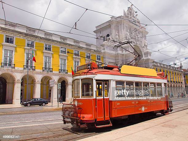CONTENT] A tram in La Praça do Comercio or Comercio Square in English Trams are a important and useful transport in the city specially in the old...