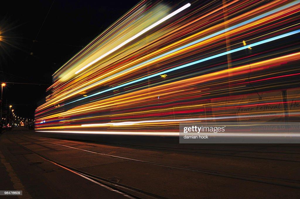 Tram : Stock Photo