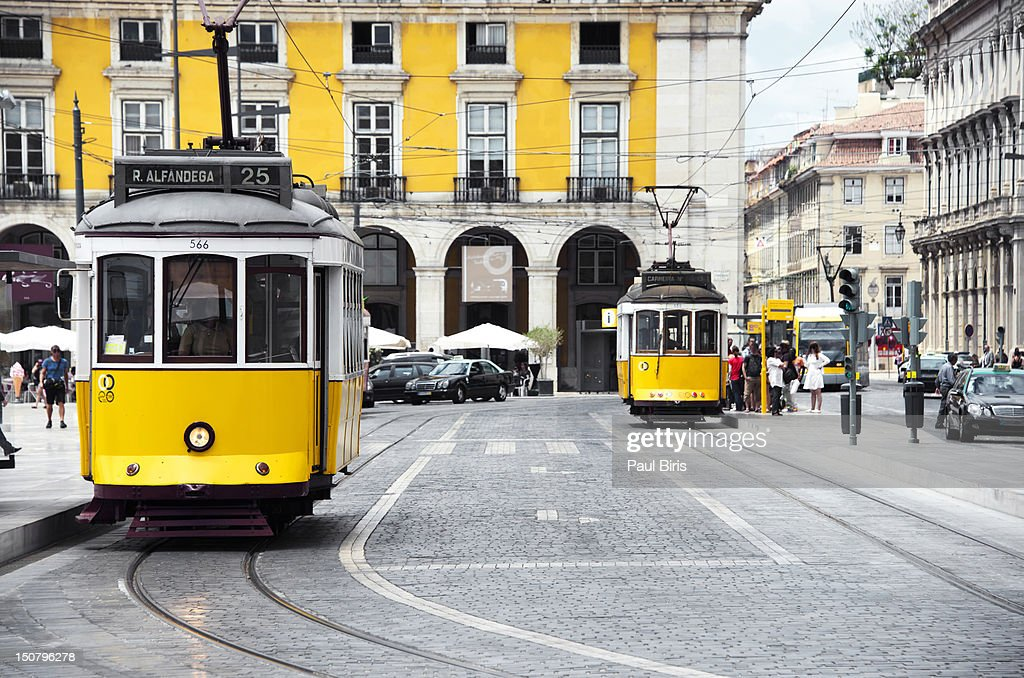 Tramcars