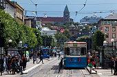 Tramway, Ã?stra Haming Strasse, Gothenburg