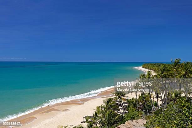 Trancoso Beach in Bahia