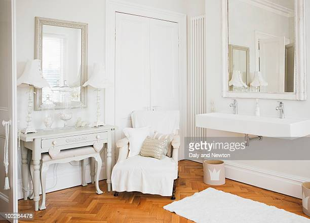 Tranquil bathroom
