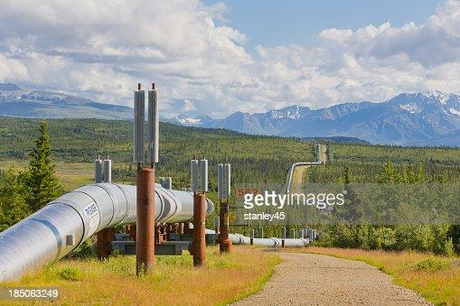 Trans Alaskan Oil Pipeline, Alaska