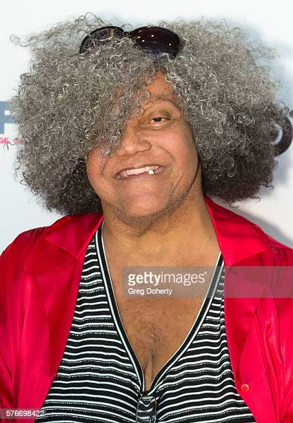 Trans woman acitivist Miss Major GriffinGracy attends the Outfest 2016 Screening Of 'The Trans List' at Director's Guild Of America on July 16 2016...