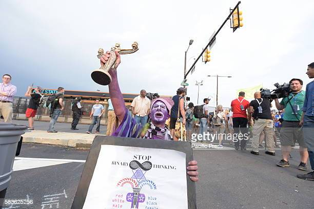 Transcendentalist Thousands of activists filled downtown Philadelphia FDR Park to protest on behalf of environmental issues economic fairness racial...