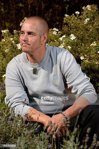 Transgender Nathan Verhelst pictured one day before committing euthanasia on September 29 2013 in Sinaai Belgium Nathan was born 44 years ago under...