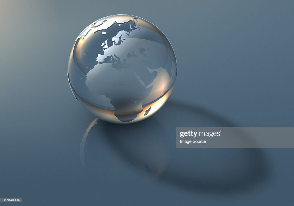 Translucent globe