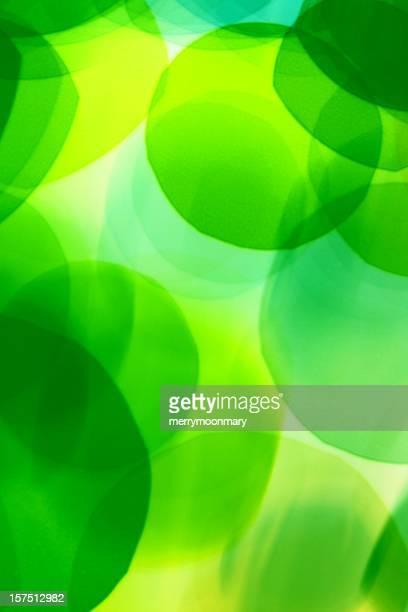 Feu vert en arrière-plan transparent
