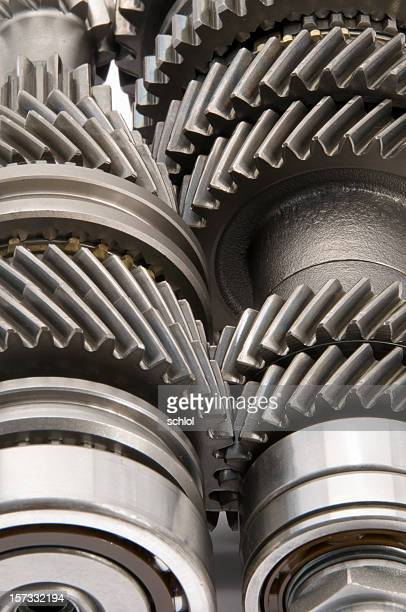 Transmission Gears - Close up