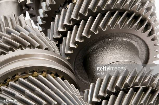 Transmission Gears - Close view