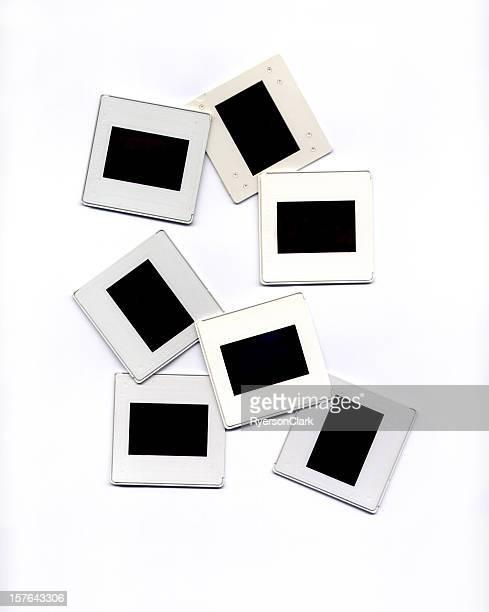 Transparents ou de diapositives.
