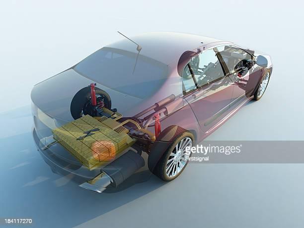 Transparent de voiture