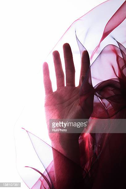 Transparent color cloth