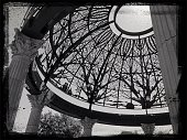 Transparent Dome Of Pavilion