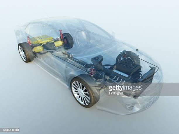 Trasparente veicolo