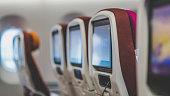 Airplane Seat Back Screens
