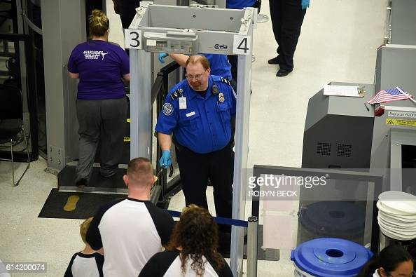 tsa security stock photos and pictures getty images