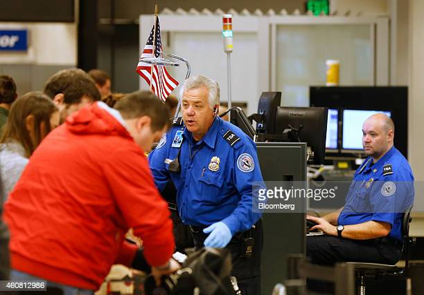tsa officer stock photos and pictures getty images