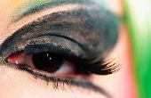 Transvestite's eye